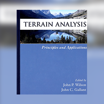 a book called Terrain Analysis - Principles and Applications by John P Wilson and John C Gallant