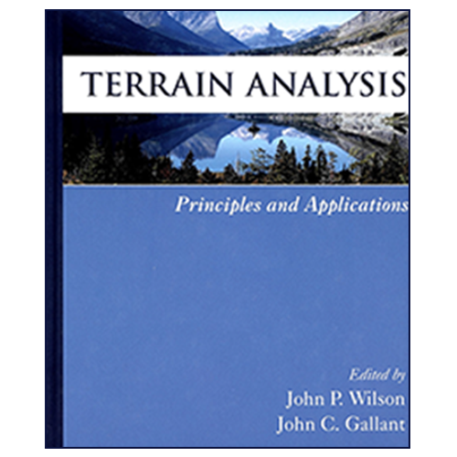 book called Terrain Analysis - Principles and Applications